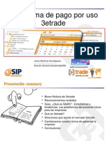 Presentación plataforma 3etrade