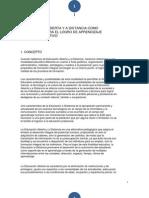 MODULO DE LA EDUCACIÓN ABIERTA Y A DISTANCIA