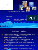 Daft Rental Report Q4 2008 - Presentation