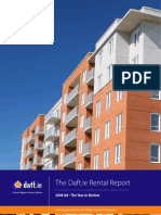 Daft Rental Report Q4 2008 - Year in Review