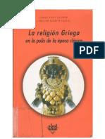 Bruit L Schhmitt P La Religion Griega