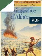 Chroniques crétoises 1-La Vengeance d'Althéos