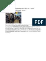 Les ventes de textile-habillement ont reculé de 2,1% en 2012