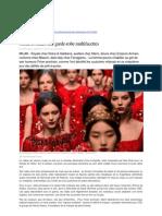 Mode à Milan une garde-robe multifacettes
