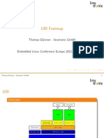 UBI Fastmap