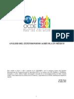 ESTUDIO OCDE EXTENSIONISMO