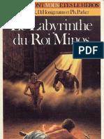 Chroniques crétoises 2-Le Labyrinthe du Roi Minos
