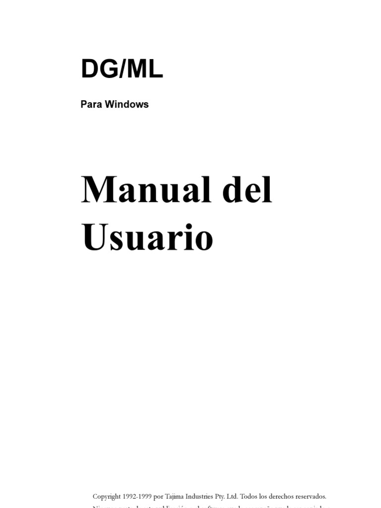 manual barudan rh es scribd com