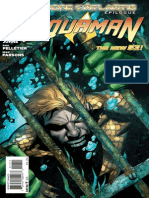 Aquaman Issue 17 Exclusive Preview