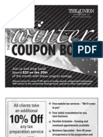 Coupon Book Feb 2013