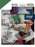 Antología psicología I y II