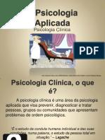 A Psicologia Aplicada (Clinica)
