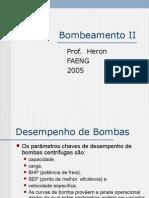 Bombeamento II