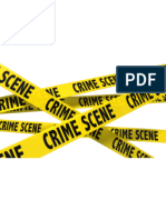 Crime Scene Investigation- I.F.O