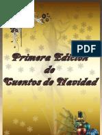 """Recopilatorio """"Cuentos de navidad"""" primera edición"""