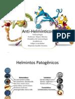Anti-Helmínticos