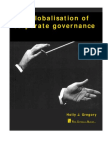 Globalisation of Corporate Governance