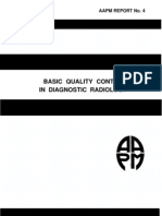 Basic QA Radiology