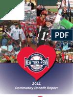 2011 Community Benefit Report
