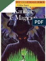 Défis et sortilèges 4-Kandjar le magicien