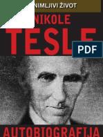 Nikola Tesla Moji Izumi Autobiografija