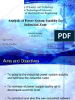 Analysis for Ideal Industrial Zone
