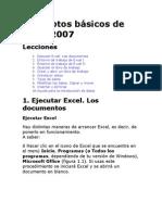 Excel Avanzado 2007