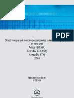 Manual Del Carrocero Actros