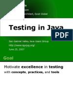 JUnit and Mockito | Unit Testing | Test Driven Development