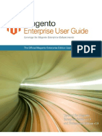 Magento 1.9 Enterprise User Guide