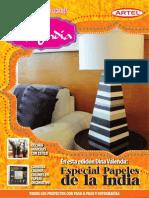 Artel Decoartel 7 Papeles de India 24-01-2013