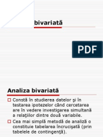 12 Analiza bivariata