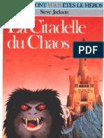 Defis Fantastiques 02 - La Citadelle Du Chaos