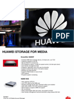 Huawei Enterprise - Media Handout - NAS