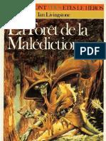 Defis Fantastiques 03 - La Foret de La Malediction