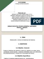 Presentación SORDOS ADMNISTRACION 2010