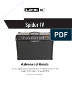 Spider IV Advanced Guide - English ( Rev a )