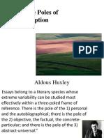 The 3 Poles of Description