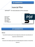 G7 Financial Plan