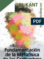Fundamentación metafísica de las Costumbres.pdf