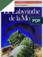 Defis Fantastiques 06 - Le Labyrinthe de La Mort