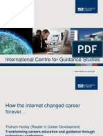 How the Internet changes career forever...