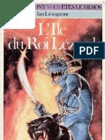 Defis Fantastiques 07 - L'Ile Du Roi Lezard