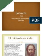 Unidad 3 Sócrates - Luisa Fernanda Quintero Múnera
