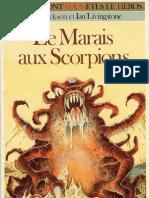 Defis Fantastiques 08 - Le Marais Aux Scorpions