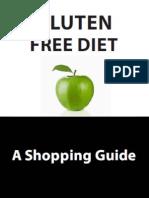 Gluten Free Diet a Shopping Guide eBook