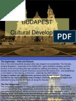 Budapest Cultural Development