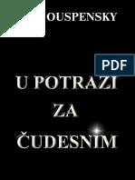 Ouspensky - U Potrazi Za Cudesnim