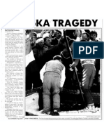 Olympic Tragedy - Nakiska