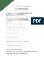 Grammar Test.passive